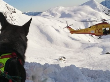 Volo di 100 metri sul Resegone Grave 59enne di Albano Sant'Alessandro