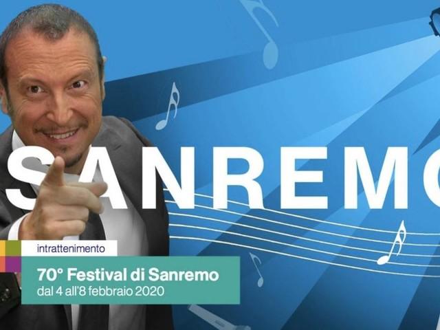 Sanremo anticipazioni: il 4 febbraio parte la 70^ edizione del Festival