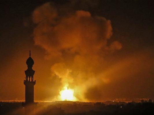 Nuovi raid israeliani a Gaza