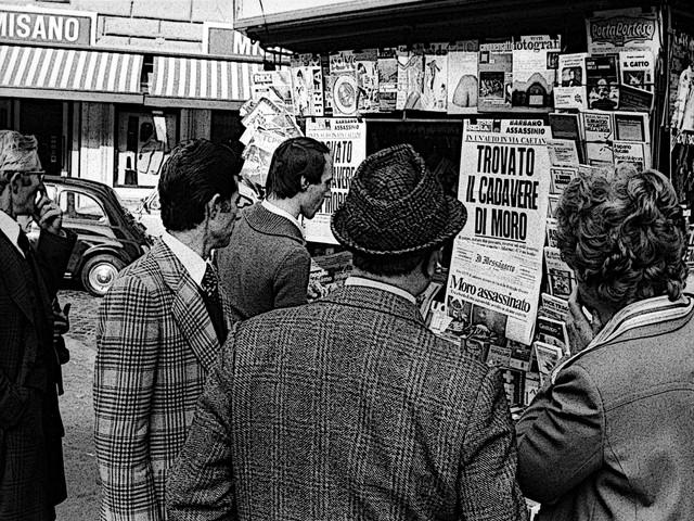 """Aldo Moro e quella 'seduta spiritica' """"Il Paese per anni senza verità"""""""