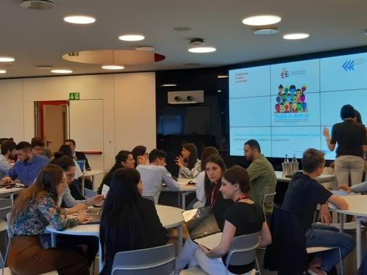 I progetti che hanno vinto il concorso Youth in Action per lo sviluppo sostenibile