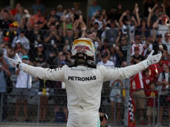 Mondiale Piloti F1 dopo GP USA 2017