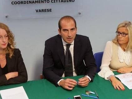 Forza Italia in campo per Varese: «Vogliamo coinvolgere i cittadini»