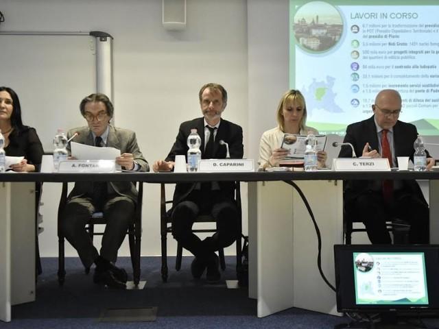 Le opere infrastrutturali di Bergamo per la Regione sono una priorità