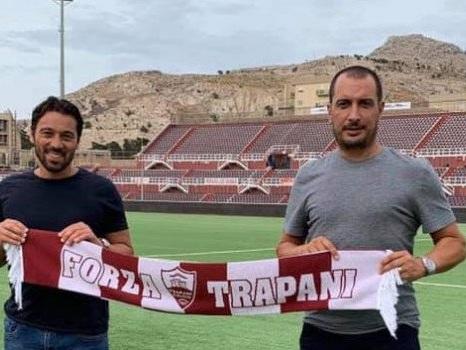Calcio, il Trapani pensa a rinnovarsi: Di Donato e Porchia già al lavoro