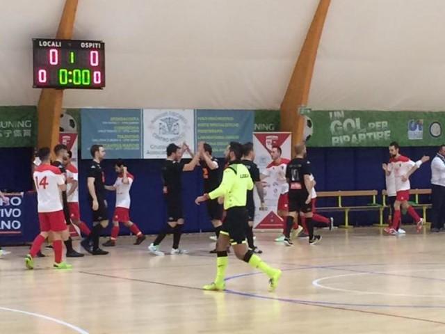 Calcio a 5, Serie C2: Borgorosso Tolentino cade in casa contro Avenale
