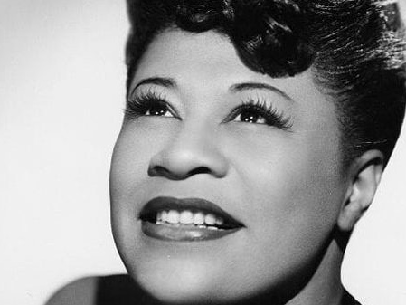 Pure Love. The Voice of Ella Fitzgerald