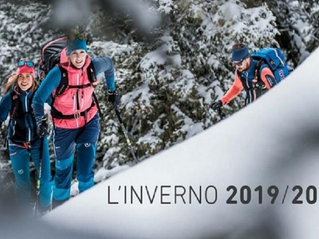 Novità Ortovox per l'Inverno 2019.20