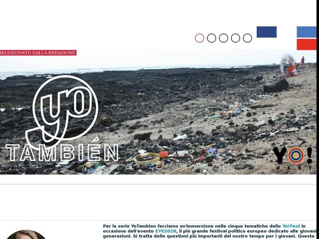 Riciclo: è di Copenaghen l'uomo che vuole salvare il nostro mondo di plastica
