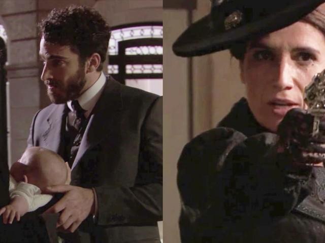 Una Vita, trame 15-21 settembre: Blanca e Diego lasciano Acacias 38, Silvia uccide Blasco
