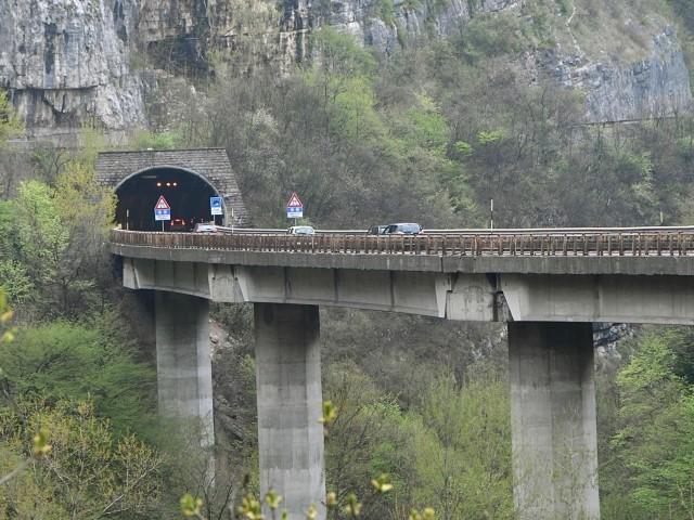 Per il viadotto dei Crozi lavori al via solo in autunno la procedura è complessa