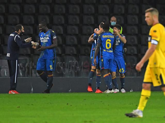 Calcio, Udinese in rimonta supera il Parma e conquista primi tre punti