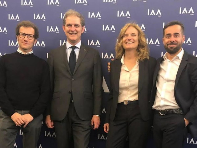 IAA Italy ha eletto il nuovo Consiglio direttivo: Alberto Del Sasso riconfermato presidente