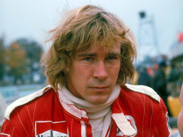 Biografia di James Hunt
