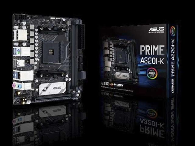 ASUS Prime A320I-K Mini-ITX nuova scheda madre