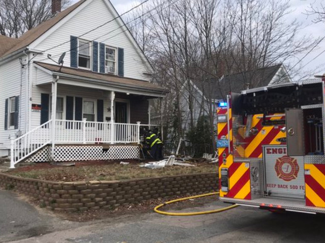 Suspicious Fire In Brockton Under Investigation