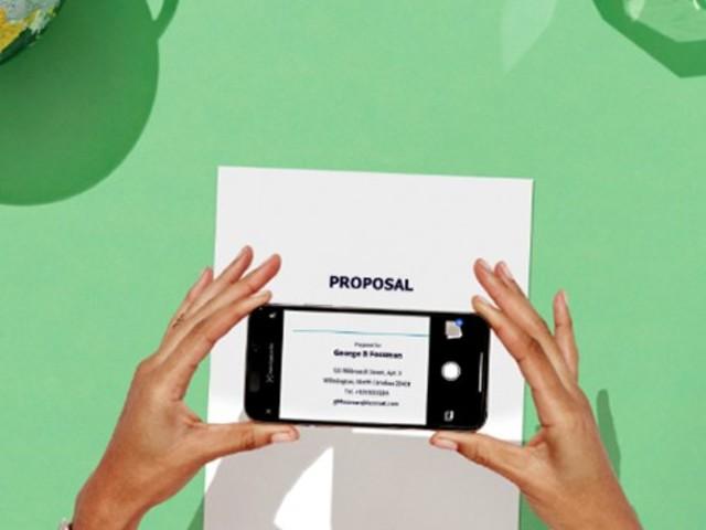 Scanner documenti cellulare: le migliori applicazioni