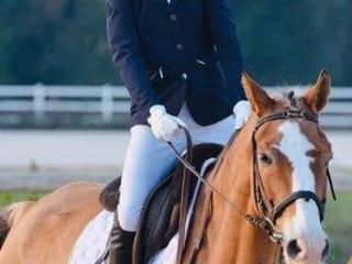 Equitazione, Diana Vittoria Rossi l' 11enne amazzone di Francavilla (Ch)conquista il podio