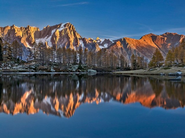 Laghetti alpini, immersione nella natura