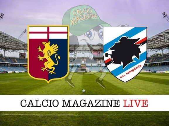 Genoa – Sampdoria: cronaca diretta live, risultato in tempo reale