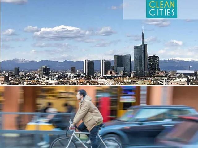 Ripartire dalle città con Clean Cities