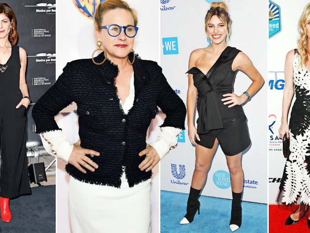 Buccia di banana: Patricia Arquette e gli altri peggio vestiti della settimana