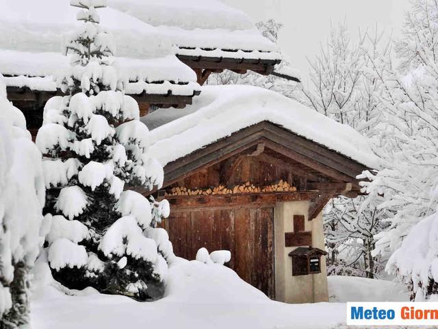 METEO, ritorna la NEVE sulle Alpi ed anche in Appennino. I dettagli