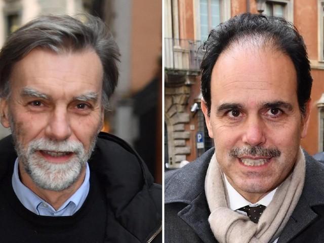 Capigruppo, il reggente Maurizio Martina mette la fiducia su Delrio e Marcucci: colomba e falco di sangue renziano