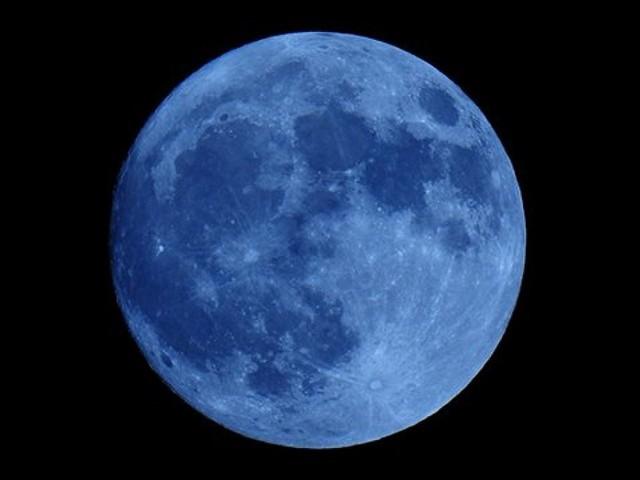 Imperdibile luna blu: il 31 ottobre occhi rivolti al cielo