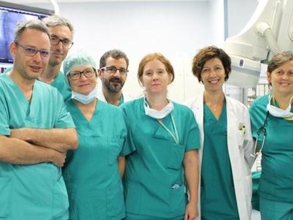 Mini-pacemaker senza fili: 2° al mondo A Bergamo il più giovane paziente italiano