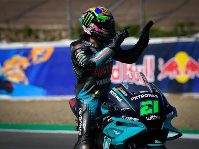 MotoGP, Franco Morbidelli e la zavorra di una moto non all'altezza