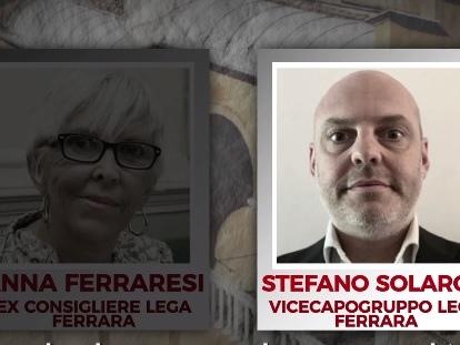 """Piazzapulita all'attacco: """"Ecco l'audio che imbarazza la Lega a Ferrara"""""""