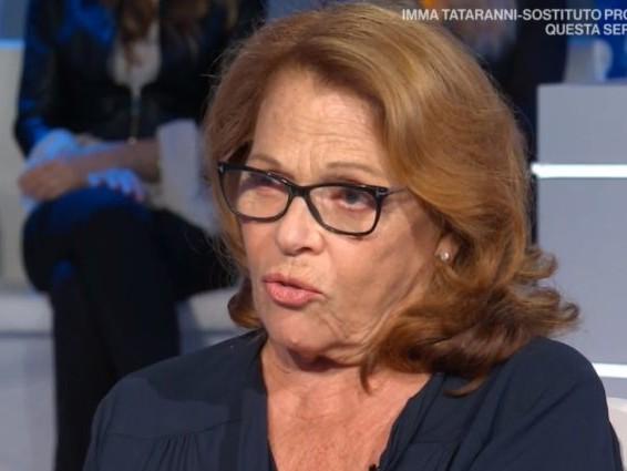 """Valeria Fabrizi: """"Ho perso un figlio che aveva 3 mesi, ho smesso di lavorare per 16 anni"""""""