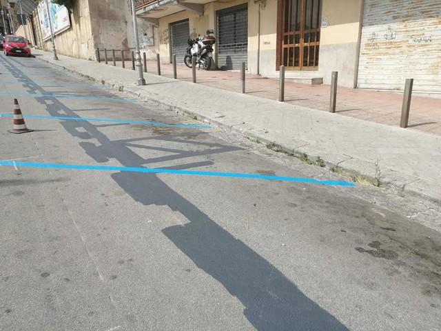 Monreale, strisce blu, da lunedì 7 settembre tornano a pagamento