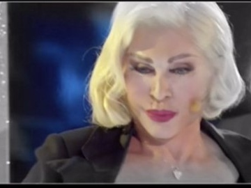 Tale e Quale: Carmen Russo imita Madonna (video)