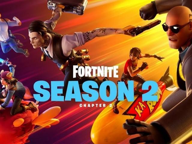 Inizia oggi la Stagione 2 di Fortnite: trailer e tutte le novità ufficiali il 20 febbraio