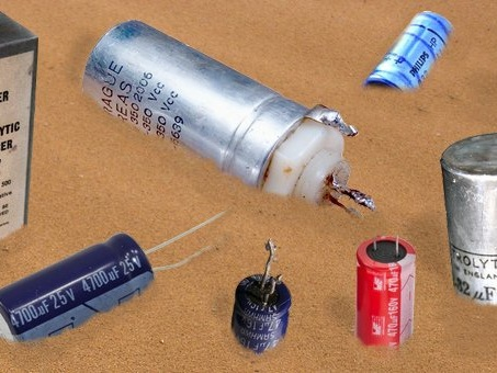 Diamo nuova vita ai condensatori elettrolitici