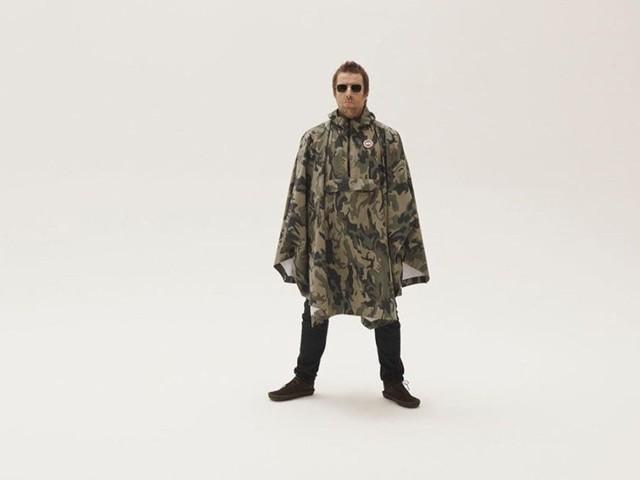"""Liam Gallagher per i senzatetto: """"Donate un parka o un cappotto, vincete due biglietti"""""""