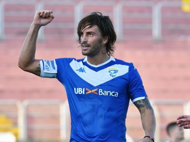 Serie A. Scontro diretto al Brescia, Lecce ko al Rigamonti