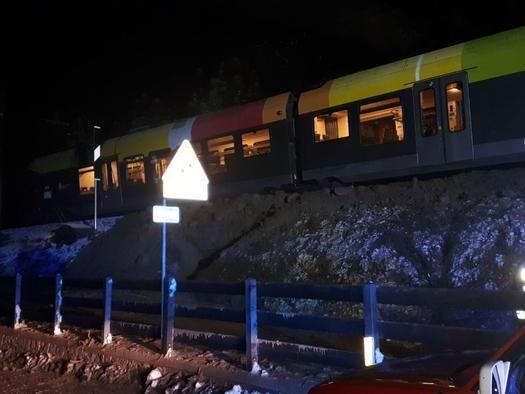 Treno deragliato in val Pusteria L'appello: «Restate a casa»