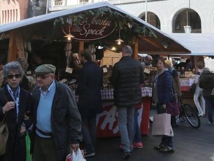 I sapori tipici del Trentino arrivano in centro Varese
