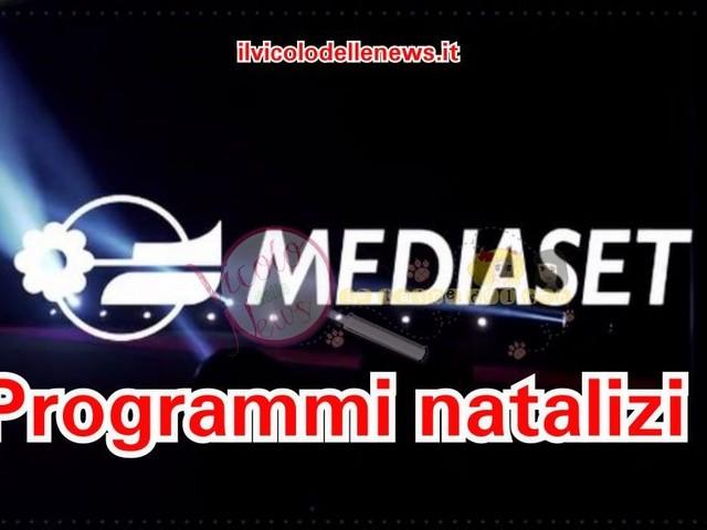 Drastici cambiamenti nel palinsesto Mediaset: cosa vedremo durante le feste natalizie?