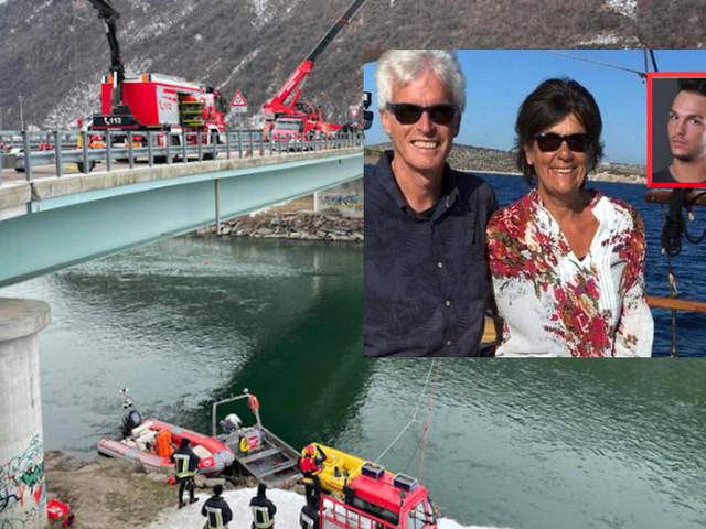 Coppia scomparsa, il livello dell'Adige sarà abbassato di trenta centimetri per facilitare le ricerche