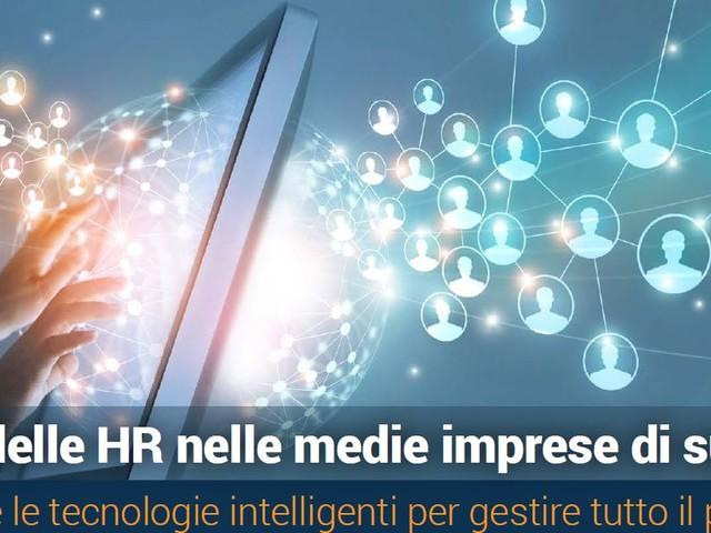 IDC – Il ruolo delle HR nelle medie imprese di successo: utilizzare le tecnologie intelligenti per gestire tutto il personale