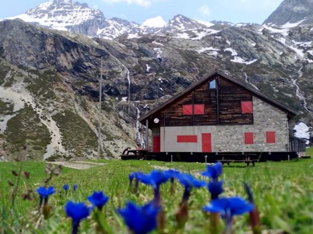 Frana in alta Val Susa. Riaperto il rifugio Scarfiotti dopo l'evacuazione