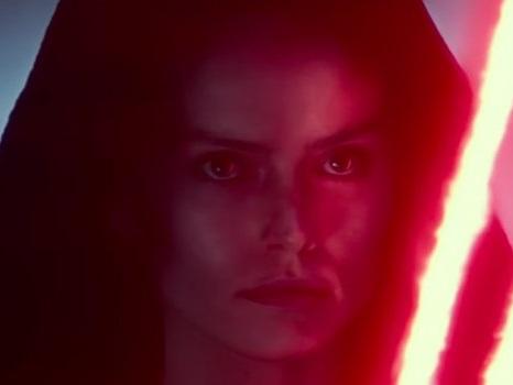 Star Wars : The Rise Of Skywalker, Rey passerà al lato oscuro della forza oppure il nuovo trailer è ingannevole? Ecco le immagini e la data di uscita nelle sale