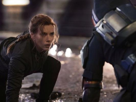 Black Widow stabile al primo posto al box office italiano