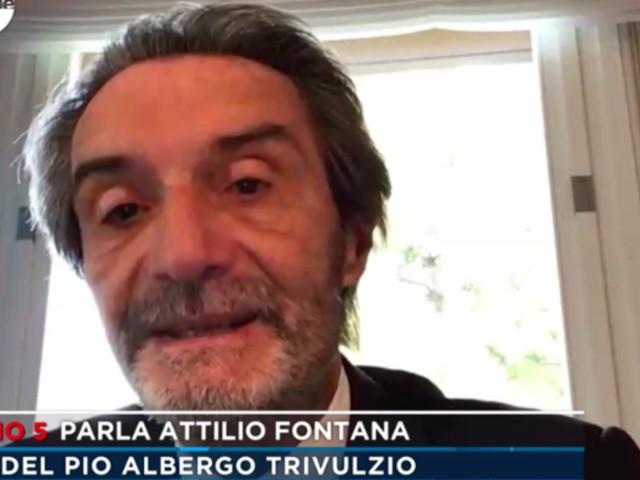 """Morti Covid al Trivulzio, Fontana su richiesta di archiviazione: """"Fu speculazione indegna"""""""