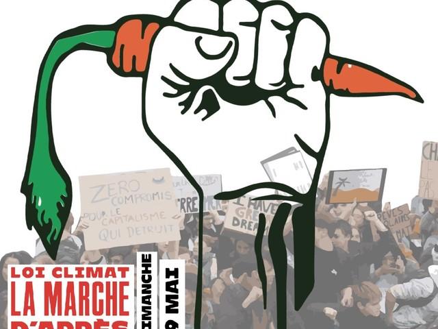 Francia: una loi climat nata già vecchia. Il 9 maggio gli ambientalisti scendono in piazza (VIDEO)