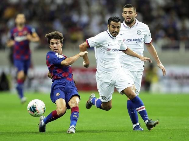 """Pedro operato alla spalla: """"Presto tornerò"""""""